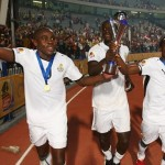 Ghana scored 16 times en route to their historic FIFA U20 World Cup win at Egypt 2009