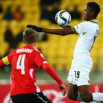 PICTURES: Ghana versus Austria at FIFA U20 World Cup