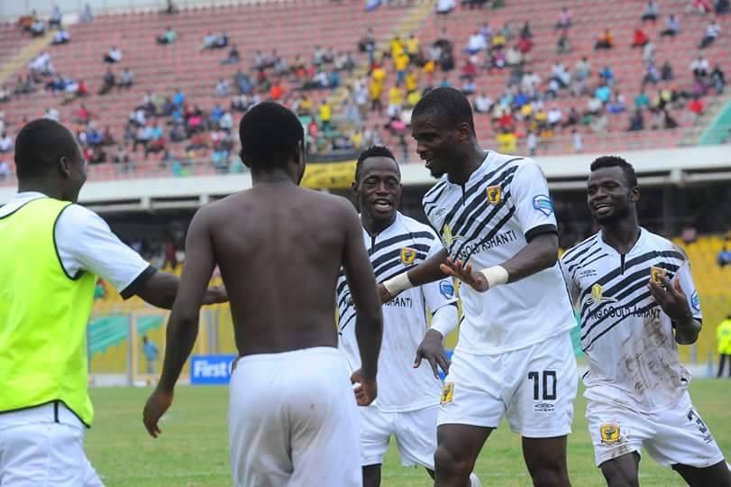 Match Report: AshantiGold 1-0 Wa All Stars - Yakubu Mohammed wins tie for Miners