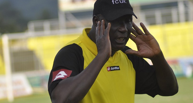 AshGold coach Bashir Hayford could face GFA rap after threatening physical assault on journalists who 'insult' him