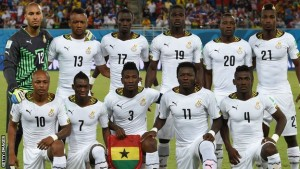Ghana footballers lead the way in national mourning after deadly blaze, black armbands for Togo friendly