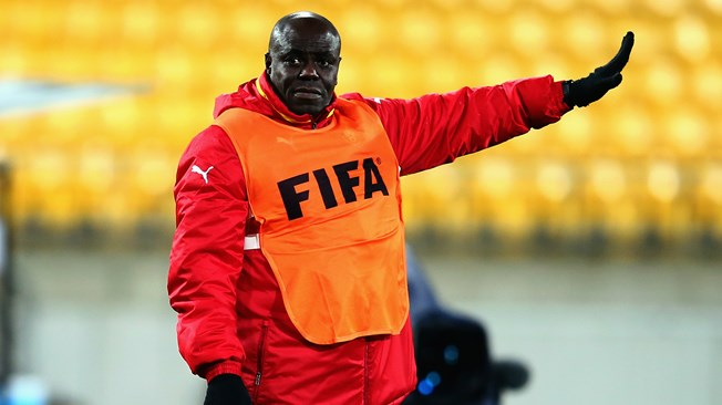 Sellas Tetteh: Ghana are very, very capable