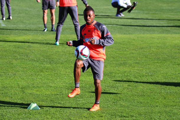 Ghana youth international Aboagye to seek loan move away from Granada CF