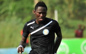Ex-Kotoko striker Eric Bekoe set for Great Olympics debut after completing short-term deal