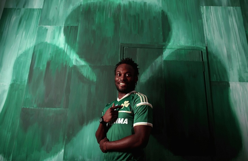 Michael Essien withdraws full compensation case against former side Panathinaikos