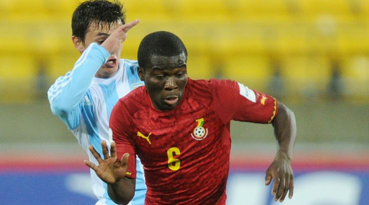 Godfred Donsah admits picking up vital experience in Ghana's failed bid at U20 World Cup