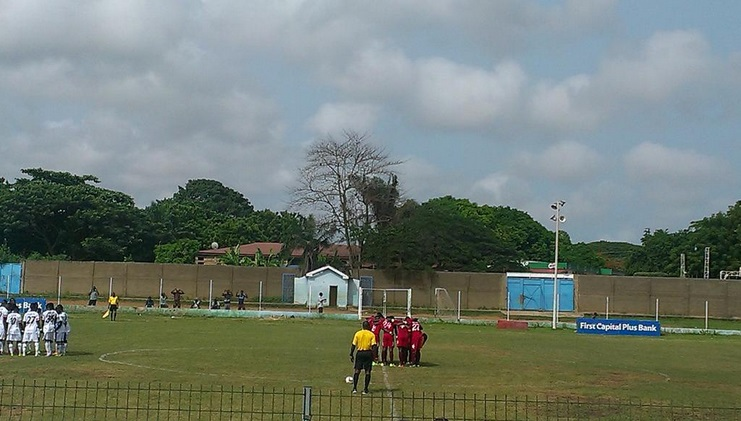 Match Report: Liberty Professionals 3-2 Heart of Lions - Kennedy Ashia's hat-trick consigns Lions to defeat
