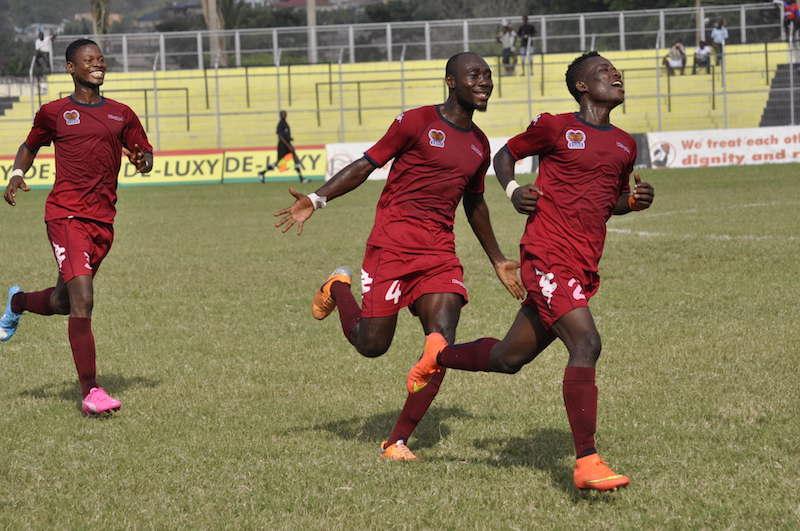 Match Report: Heart of Lions 1-1 Berekum Chelsea- Honours shared on neutral ground