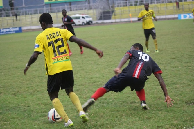 Match Report: Inter Allies 1-1 AshantiGold - Bernard Morrison keeps Miners in title ambitions on track