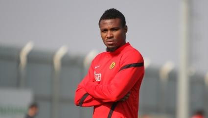 Ghana defender Jerry Akaminko rescinds contract with Turkish side Eskişehirspor