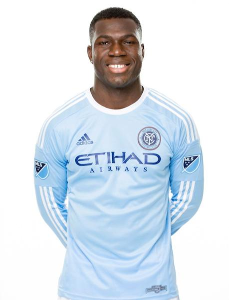 VIDEO: Watch Kwadwo Poku's patented flying fist-pump celebration for New York City FC