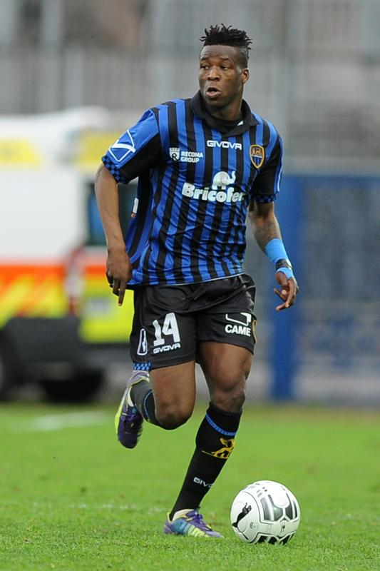 Third-tier side Foggia lead race to sign Masahudu Alhassan