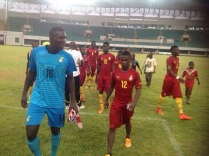 Ghana U23 goalkeeper Richard Ofori gets call-up to train with Black Stars ahead of AFCON qualifier