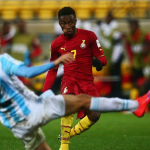 Samuel Tetteh: Compared to Zidane, inspired by Neymar