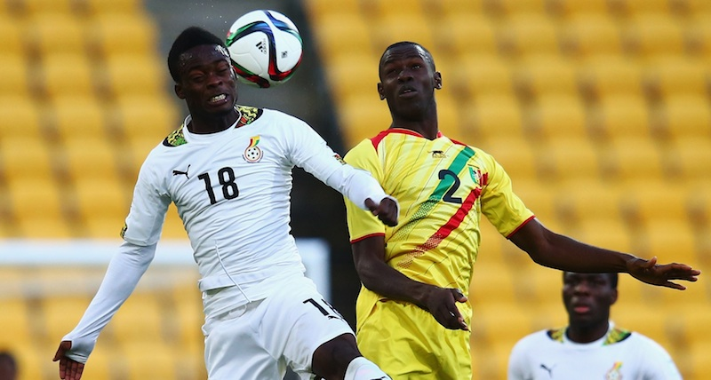 PHOTOS: See action pictures from Ghana U20 World Cup match against Mali