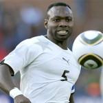 Ghana defender John Mensah rubbishes Ashantigold return