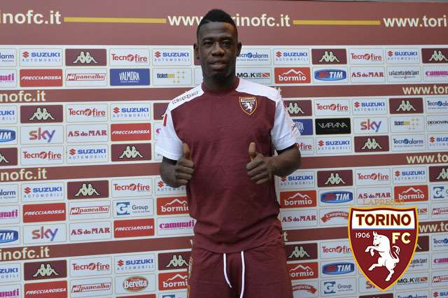 VIDEO: Goalkeeper Joe Hart welcomes 'big player' Afriyie Acquah back at Torino after AFCON