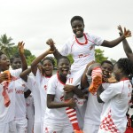 Airtel Rising Stars cliffhange as Western and Central Region in tough fight for national ticket