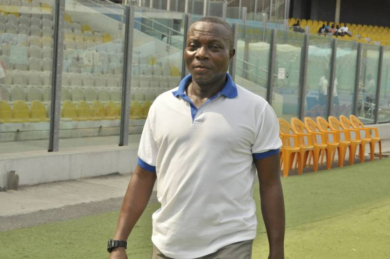 Anthony Kommeh named Ghana Premier League Coach of the Month