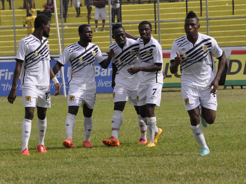 Match Report: AshantiGold 0-0 New Edubiase- Leaders drop valuable points at home