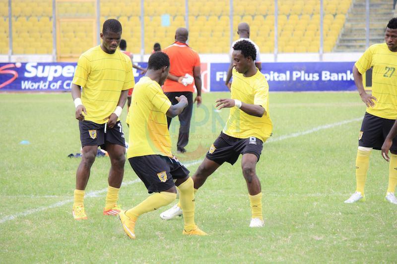 Bashiru Hayford insists AshGold still hold aces to win league despite derby defeat to Kotoko