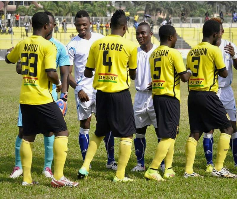 Ghanaian Premier League leaders AshantiGold without attacker Yakubu Mohammed for Aduana Stars clash