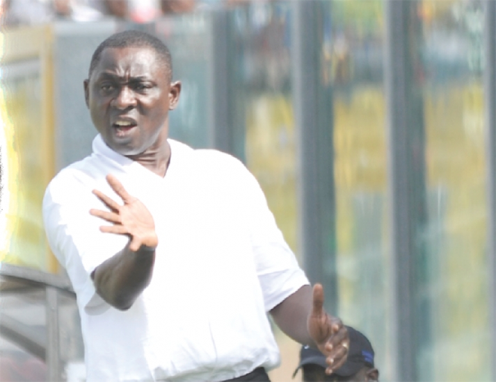 Asante Kotoko vehemently rule out David Duncan return