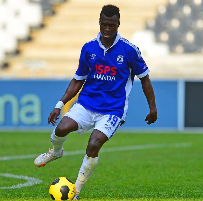 ghana s edwin gyimah among five players orlando pirates must sign to