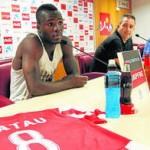 Almeria sign Ghanaian midfielder Fatau Mohammed on loan from Granada