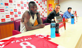 Almeria sign Ghanaian midfielder Fatau Mohammed on loan from Granada
