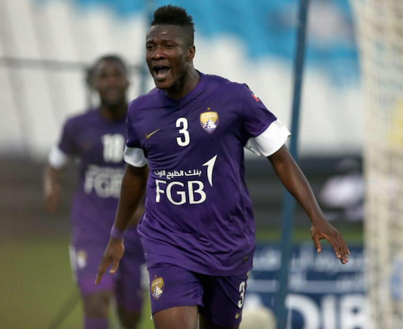 FEATURE: The 5 Gs that have defined Asamoah Gyan's meteoric rise