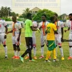 PICTURES: Ebusua Dwarfs slice Hearts 2-1 in Elite Cup