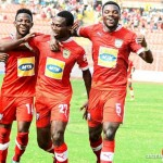 Elite Cup wrap: Kotoko, Hearts suffer defeats, Great Olympic pip Heart of Lions