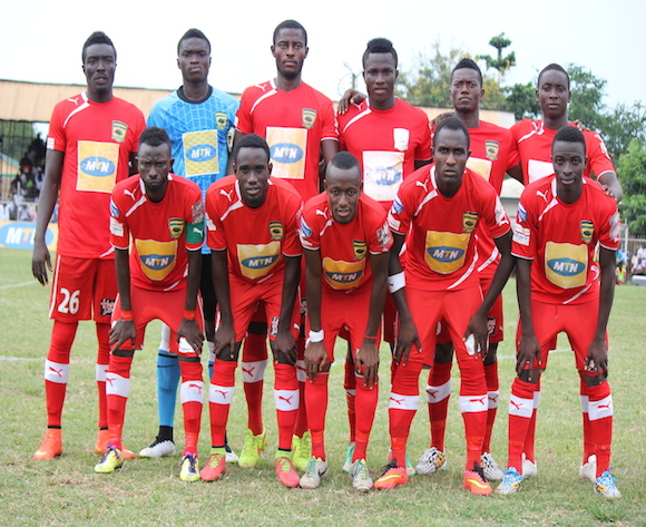 Match Report: Asante Kotoko 1-0 AshantiGold- Porcupine Warriors edge Miners in derby to move out of danger
