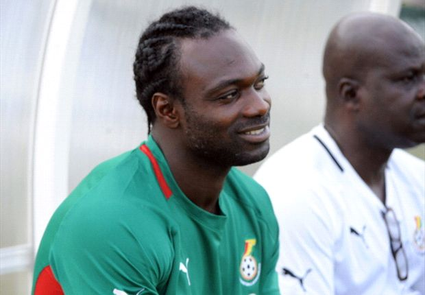 Former Black Stars skipper John Mensah open to join any local club