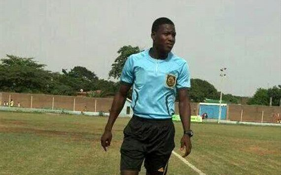 Referee Daniel Laryea to handle Guinea-Bissau vs Namibia 2019 AFCON qualifier