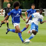 Ghanaian side Right to Dream defeat English side Newcastle United at Milk Cup