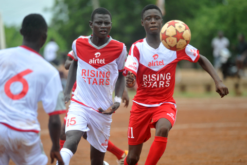 PHOTOS: Three Airtel Rising Stars for Black Starlets after Northern zone contest