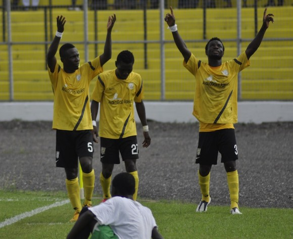 Match Report: Berekum Chelsea 2-2 AshantiGold- Leaders spot on to earn a point