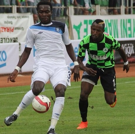 VIDEO: Watch Joseph Attamah's goal for Adana Demirspor in the Turkish second-tier
