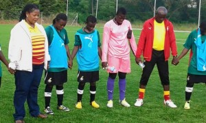 Black Queens to camp in Addis Ababa ahead of 2015 All Africa Games, team to be recalled to camp on August 17