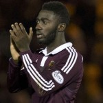 Heart of Midlothian manager Robbie Neilson praises fit-again Prince Buaben in dramatic win over St Johnstone