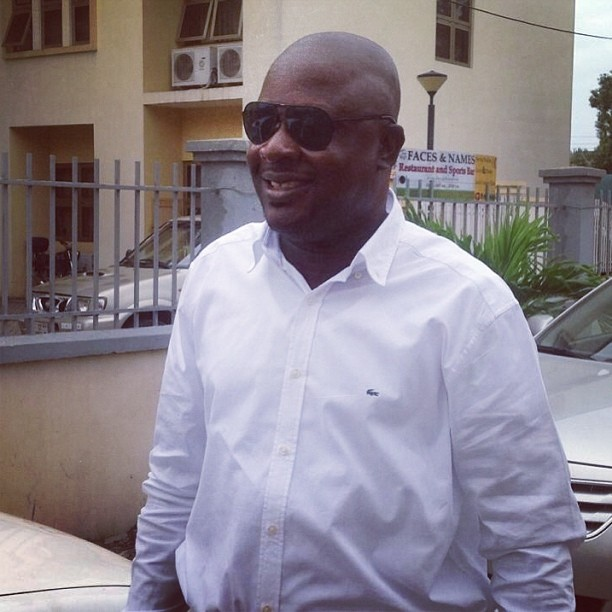 Techiman City owner Mickey Charles goes berserk with 'any idiot can run Ghana football' attack
