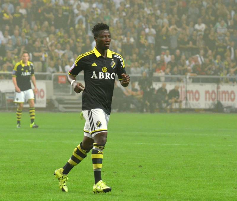 EXCLUSIVE: Q&A with Swedish League Best Midfielder Ebenezer Ofori