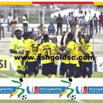 Ashantigold goalie Fatau Dauda believes side is on track to win first league title in two decades