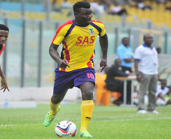 AFCON 2017 Qualifiers: Hearts of Oak duo Soulama and Aguidi join Burkina Faso and Togo squads