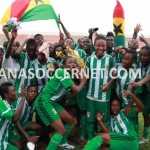 National Women's League: Hasaacas Ladies set up clash with Ampem Darkoa in final