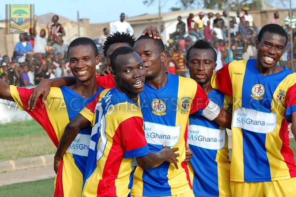 Match Report: Liberty Professionals 0-1 Hearts of Oak- Phobians get respite but still rooted second-bottom