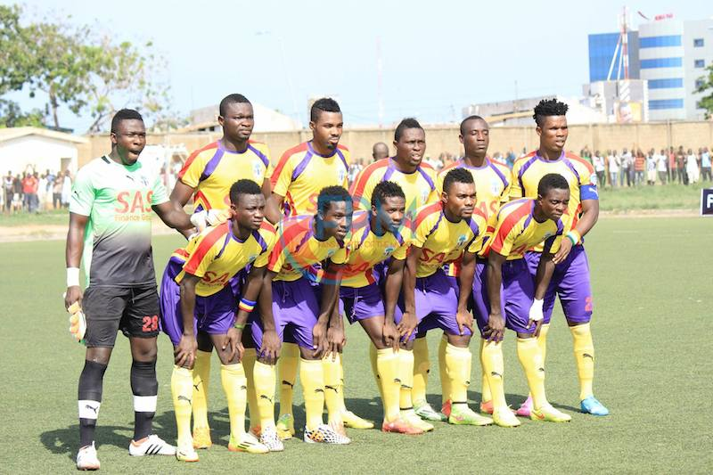 Hearts of Oak management member Alhaji Akanbi rubbishes reports clubs are bribing referees to survive