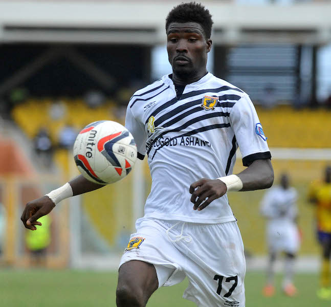 Kadri Mohammed: AshGold defender named club's Player of the Month for July